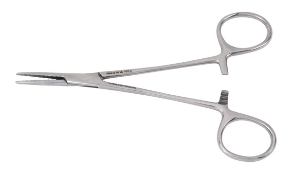 "Mosquito Forceps, 4-7/8"", straight (PAKISTAN) (V97-2)"